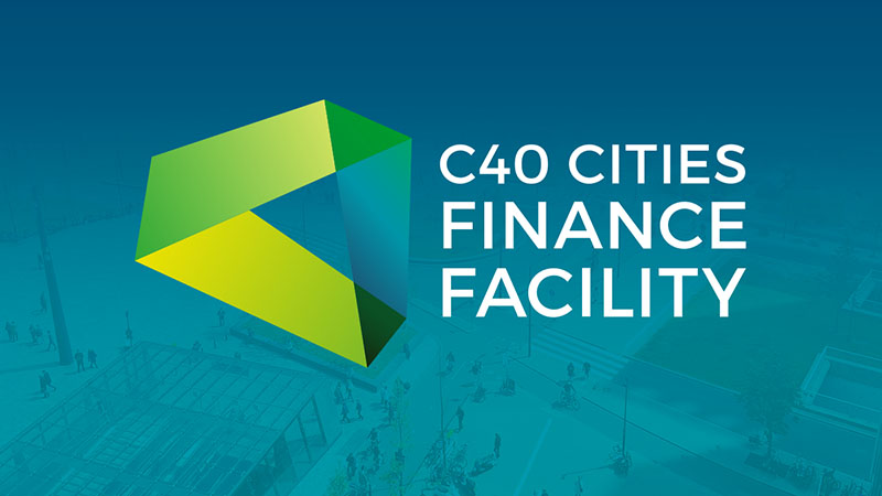 Logo de C40 Cities Finance Facility - CFF